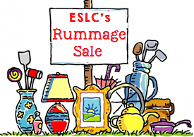 Rummage Sale at Early Steps Learning Center
