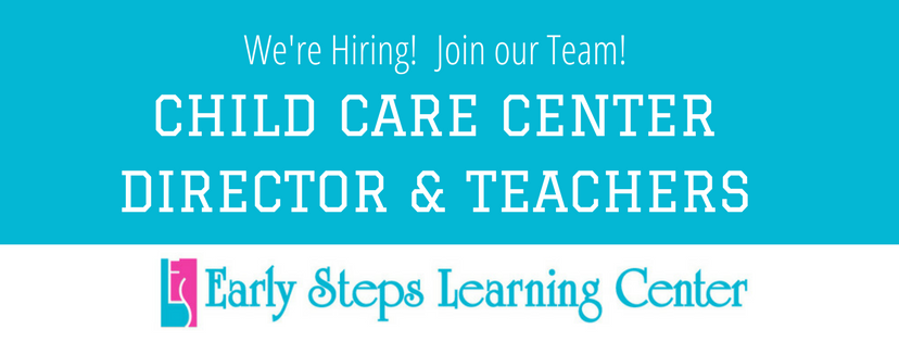 Hiring Director and Teachers for Child Care Center